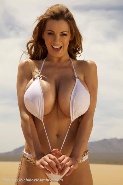 Jordan Carver Super Hot Boobs