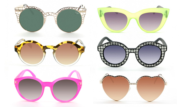 Quay Eyeware, Made in Australia, Sunglasses, Gwen Stefani