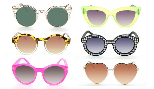 Quay Eyeware, Made in Australia, Sunglasses, Gwen Stefani
