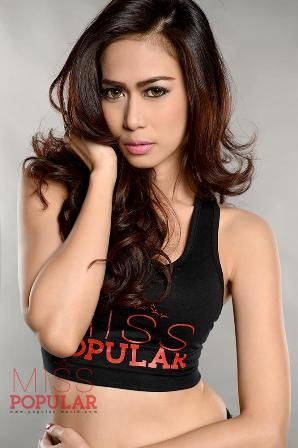 Download Koleksi Egha Finalis MISS POPULAR 3 Indonesia | Popular-World | www.zone.downloadmajalah.com