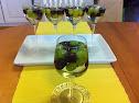 Viinirypäle-valkoviinihyytelö