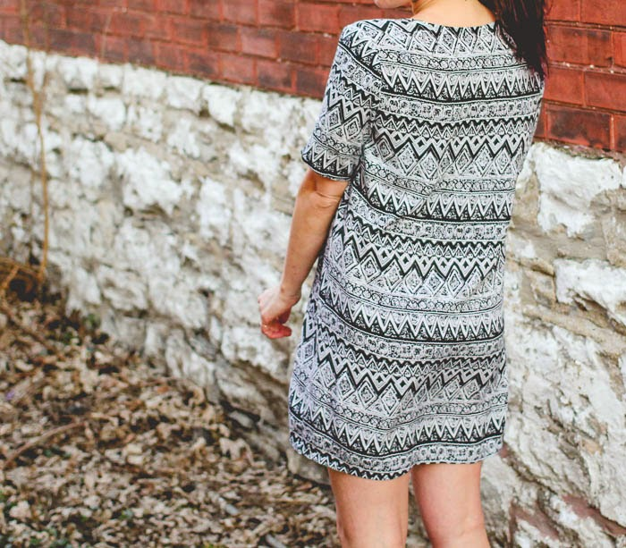 Grainline Studio Scout Dress
