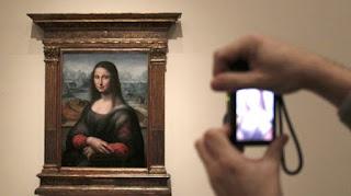 La Mona Lisa y su gemela