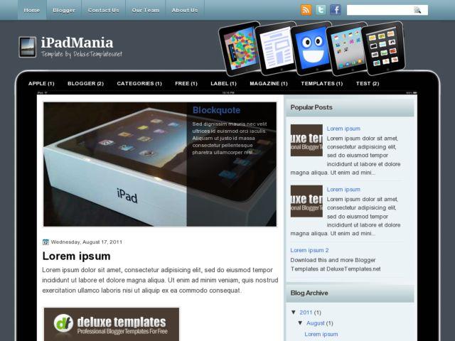 iPadMania