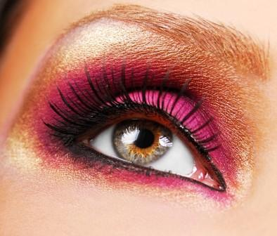 beautiful make up eyes