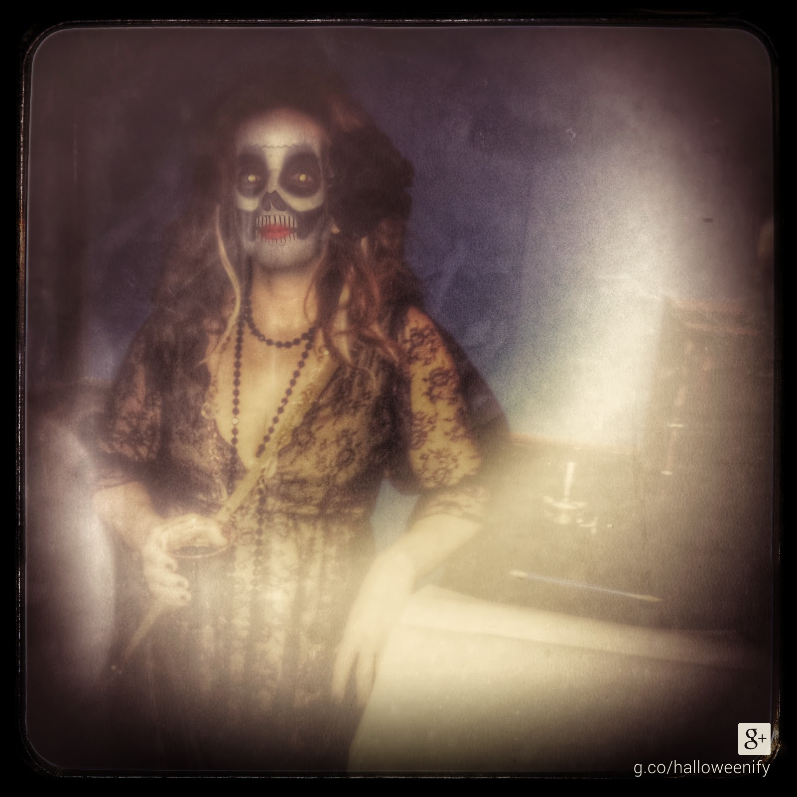 Halloweenify Traci
