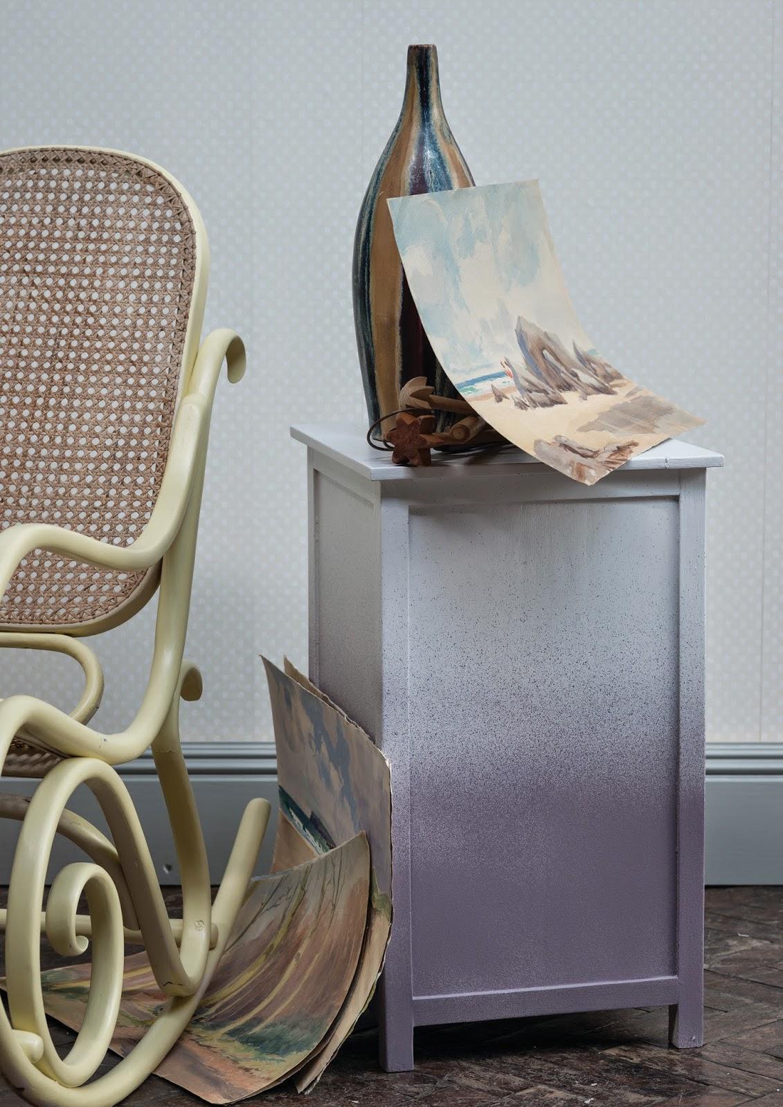 un peu de peinture pour un grand coup de frais. Black Bedroom Furniture Sets. Home Design Ideas