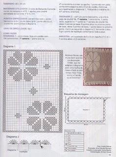 Regina receitas de croche e afins graficos para tapetes croche fil graficos para tapetes croche fil ccuart Gallery