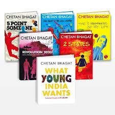 Chetan Bhagat Author Of Blockbuster Novels, Five Point Someone, One Night @ The Call Center, The 3 Mistakes Of Life, 2 States, Revolution 2020 And What Young India Wants.