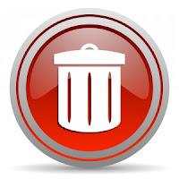 cara menghapus url artikel blog