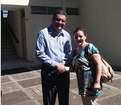 Rector de la Universidad Americana Managua
