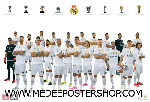 Real Madrid 2016