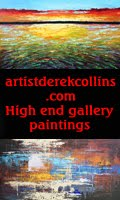 Artist Derek Collins Website