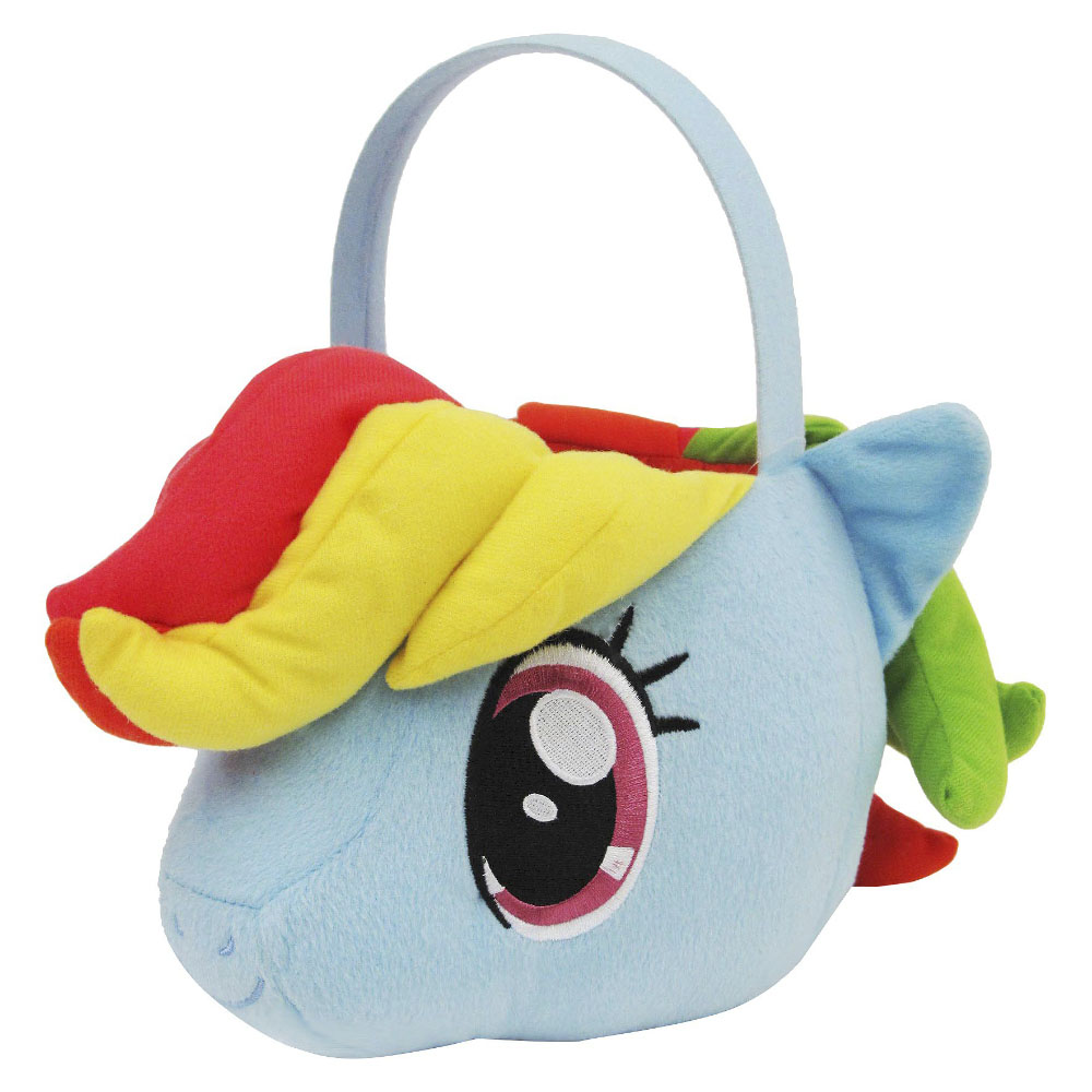 My little pony easter plush basket at target mlp merch my little pony rainbow dash easter plush basket at target negle Gallery