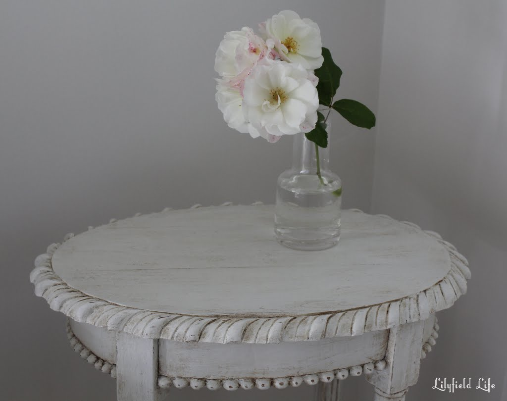Lilyfield Life Guide to Antiquing Painted Furniture with Dark Wax. Lilyfield Life  Starters  Guide  how to Antique Painted Furniture