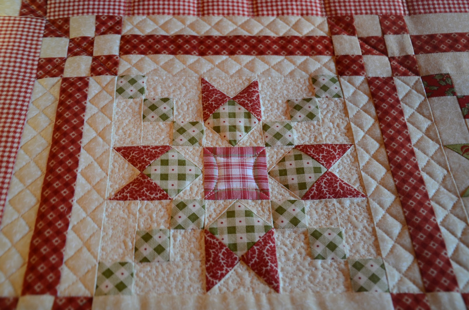 Sew'n Wild Oaks Quilting Blog: Country Charm Machine Quilting : machine quilting blogs - Adamdwight.com