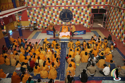 Kripaluji Maharaj at JKP Education today