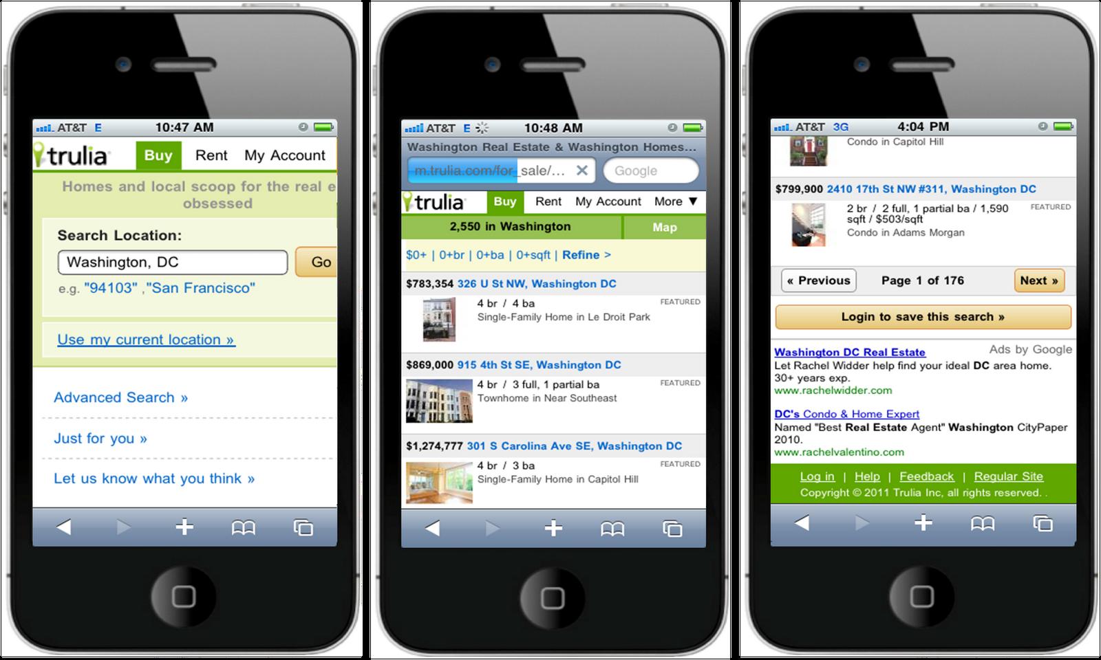 Сайт для мобильного 7 фотография