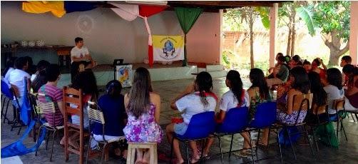 JM do Piauí realiza encontro para lideranças juvenis