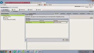 Create Integrate Services - Informatica 9.5