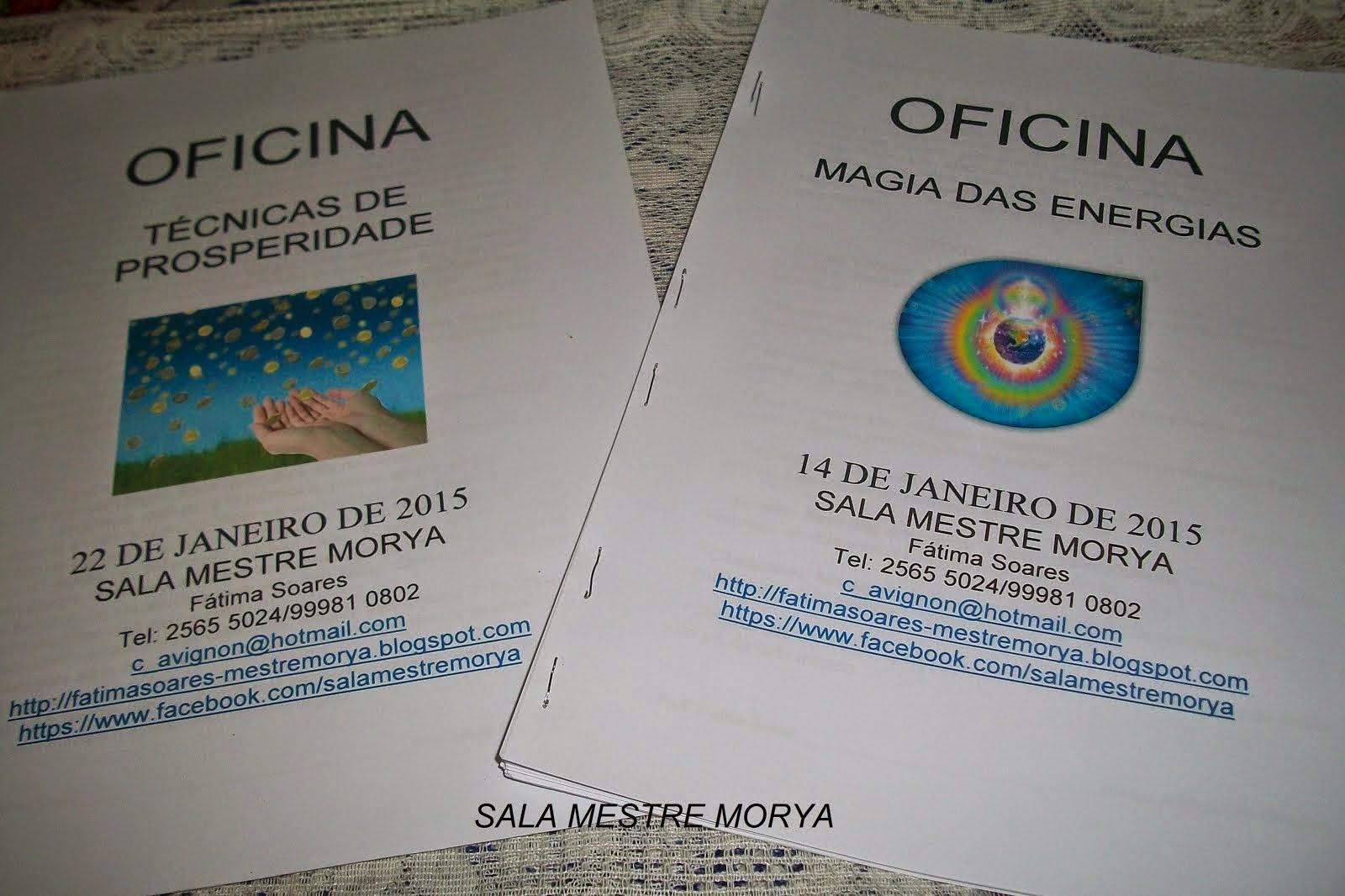 Apostilas Sala Mestre Morya