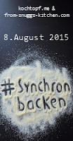 Synchronbacken, Runde 2 (08/09.08.2015)