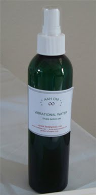 Vibrational Water - Aura & Space Clearing MIST