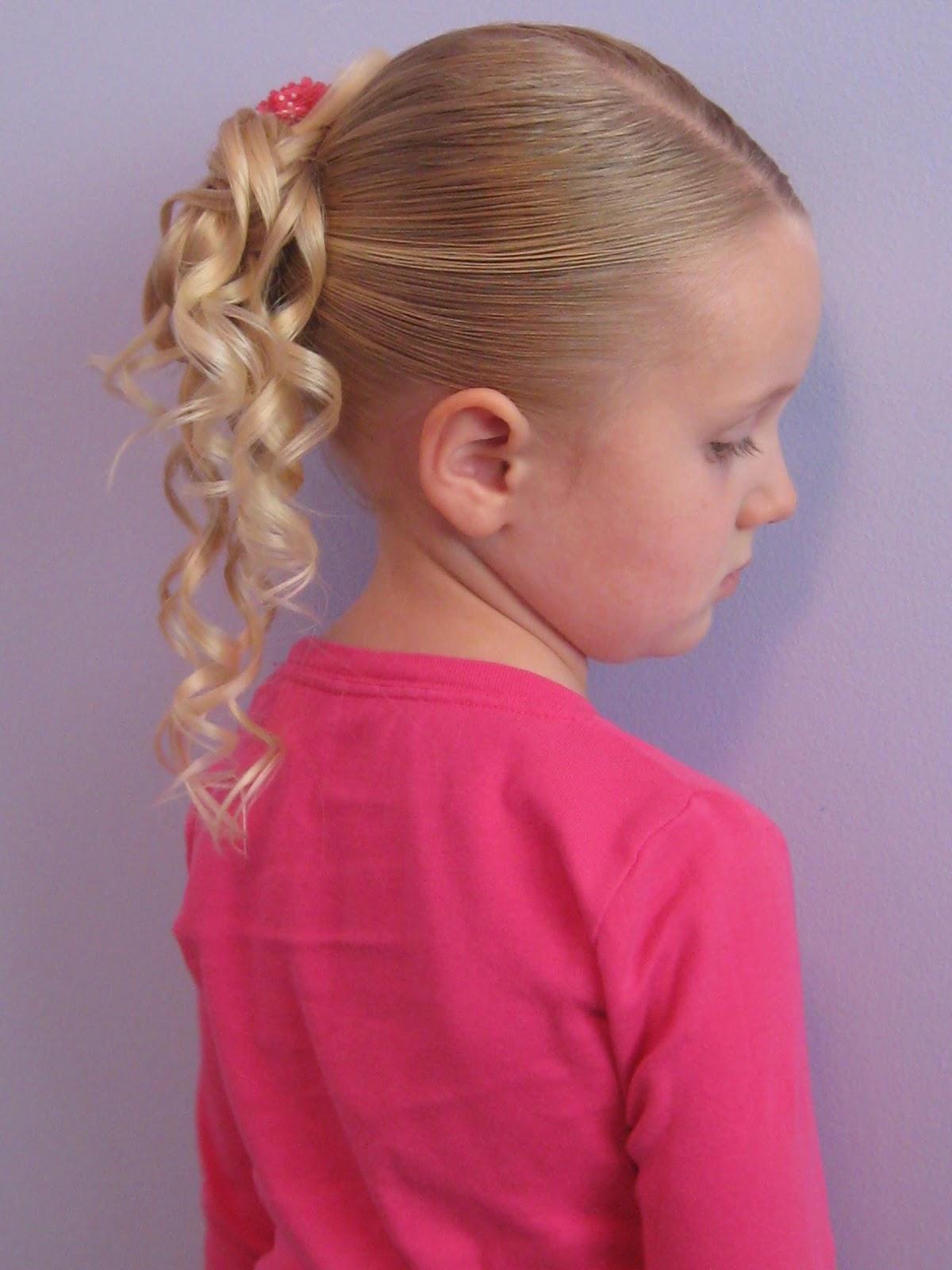 Фото прикольных причесок для девочек