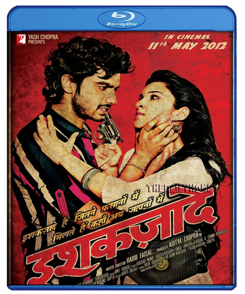Image result for ishaqzaade bluray
