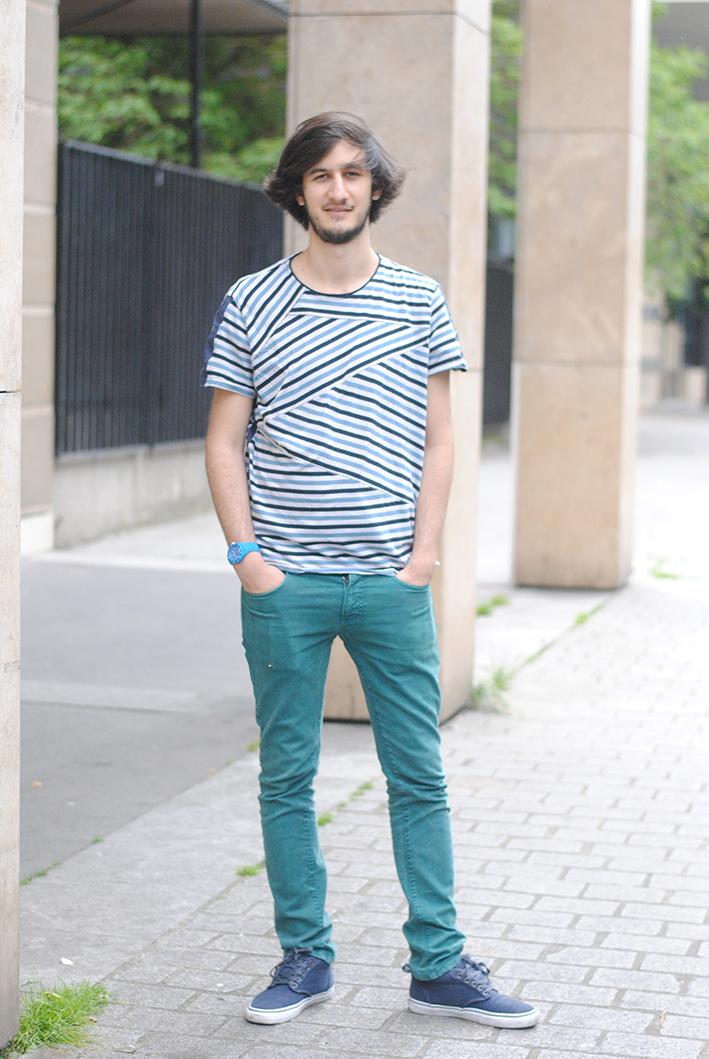 mode homme été 2012