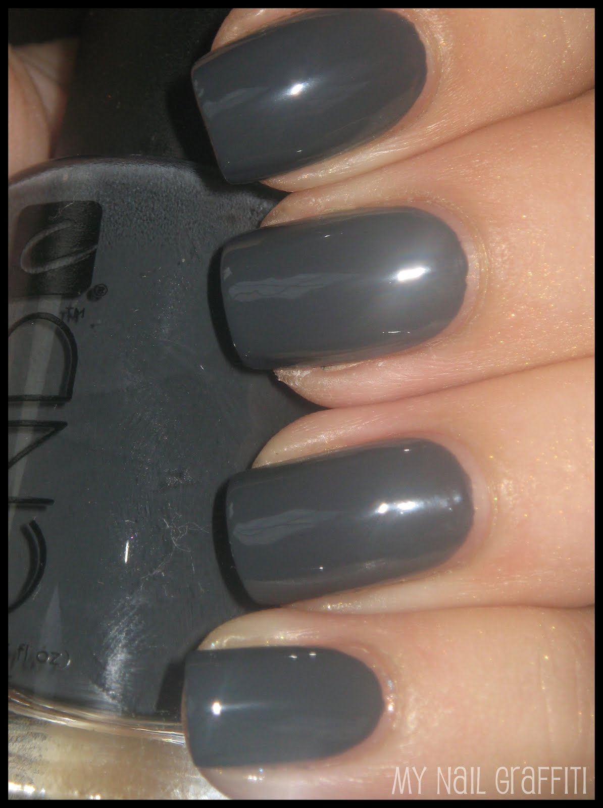 nails views: CND Asphalt