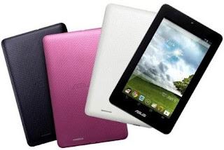 Asus MemoPad Tablet Murah Seharga Rp. 1,4 Juta