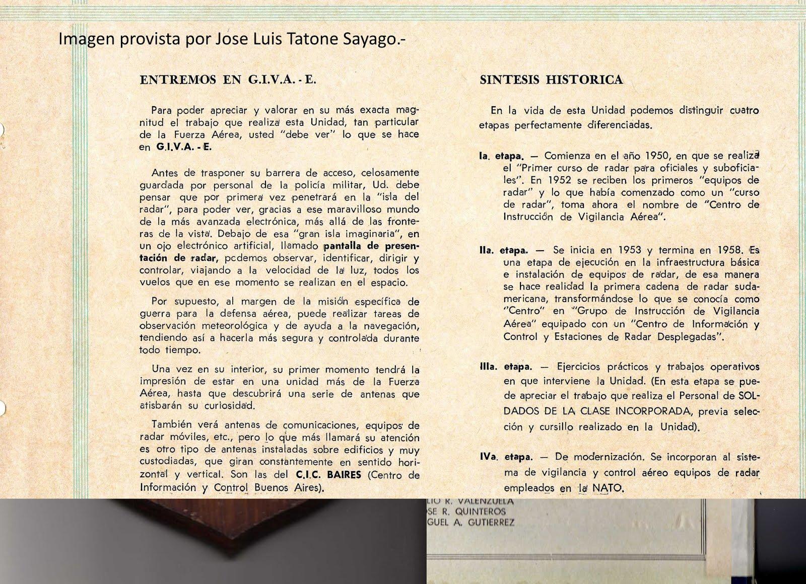 Imagen enviada por José Luis Tatone Sayago