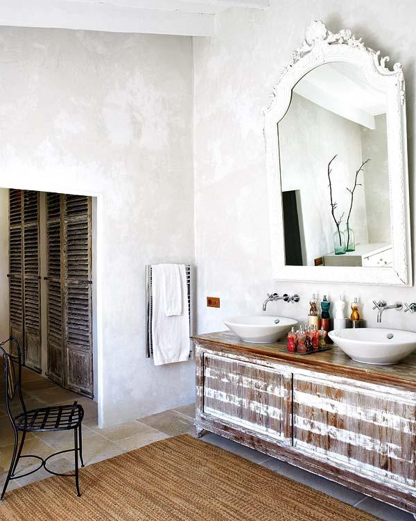Mueble Baño Original:Tatiana Doria: Ideas para baños