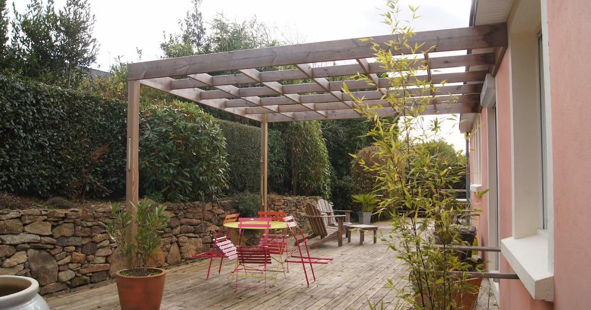 Michel le coz agencement d coration ext rieur terrasse for Bois exterieur classe 4