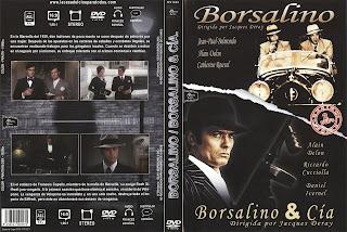 Carátula dvd Borsalino 1970