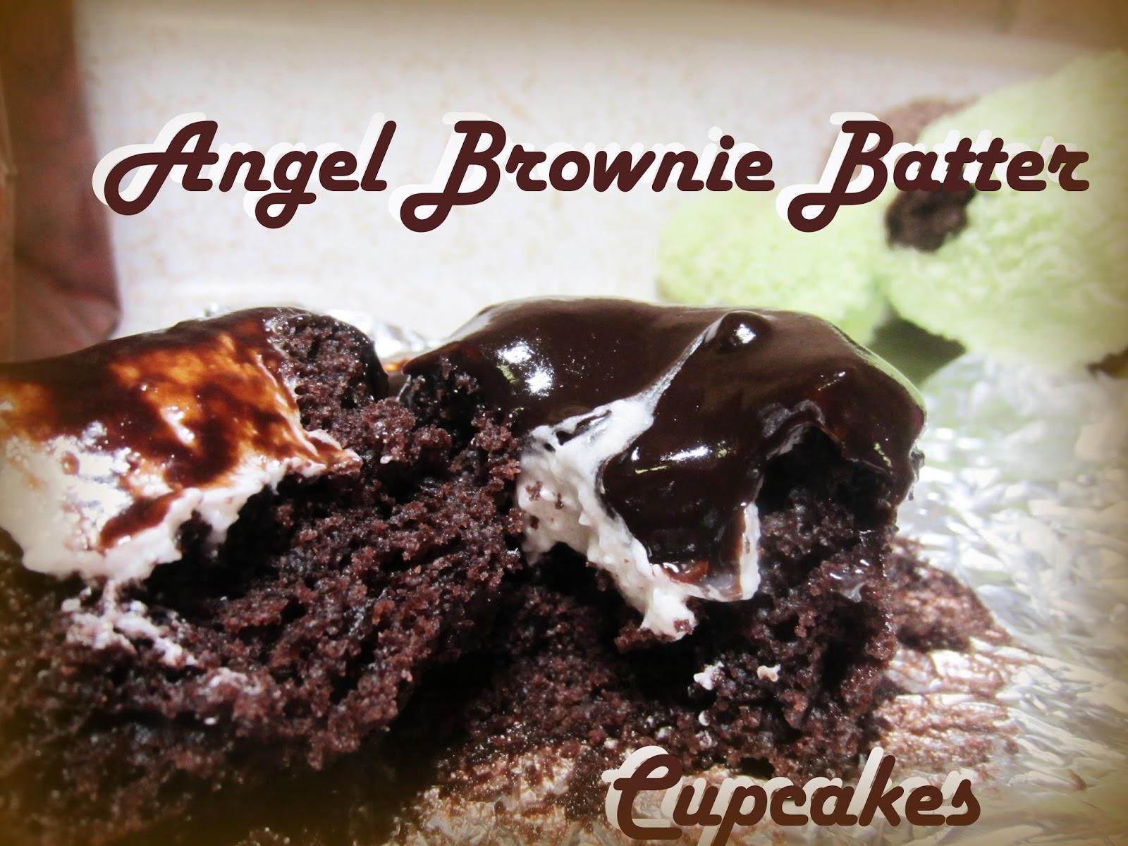 Brownie batter cupcake recipes