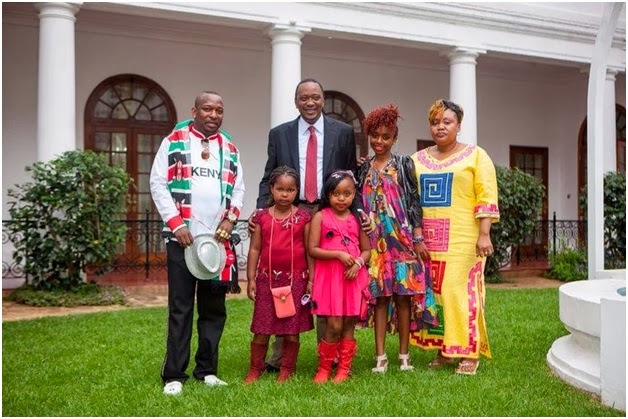 628 x 419 jpeg 84kB, UHURU KENYATTA meets MIKE SONKO's family…Look ...