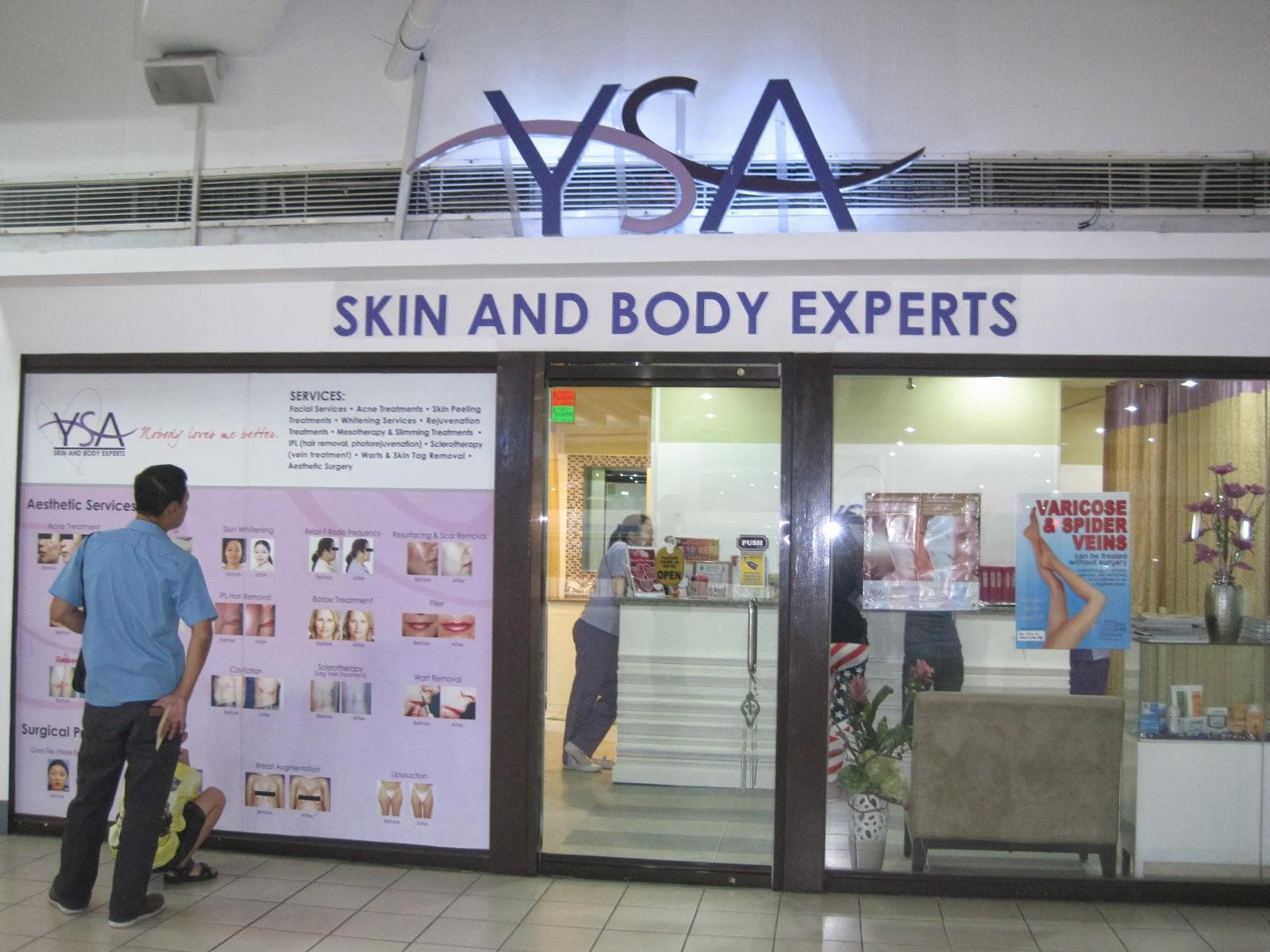 ysa skin