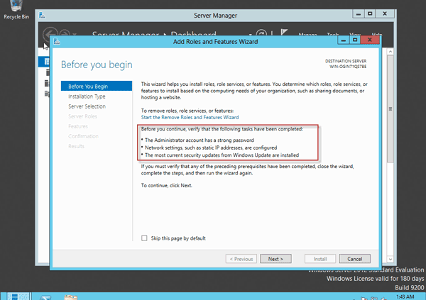 how to change storage pool settings windows server