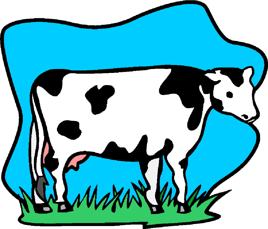 Good Clipart: Cows Clipart Gallery3