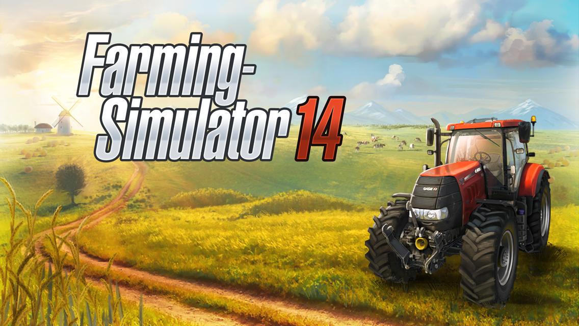 Farming Simulator 14 Android Apk Oyun resimi 1