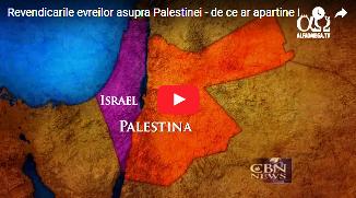 ✡ Alfa Omega TV: Revendicările evreilor asupra Palestinei - de ce ar aparține Israelul evreilor