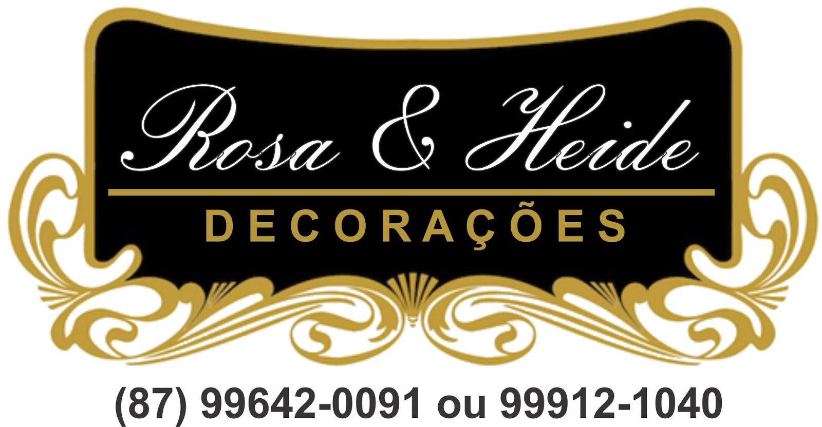Rosa & Heide  Decorações