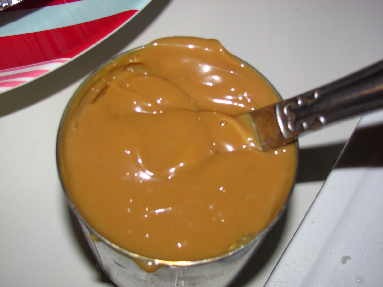 how to make toffee with sugar and water
