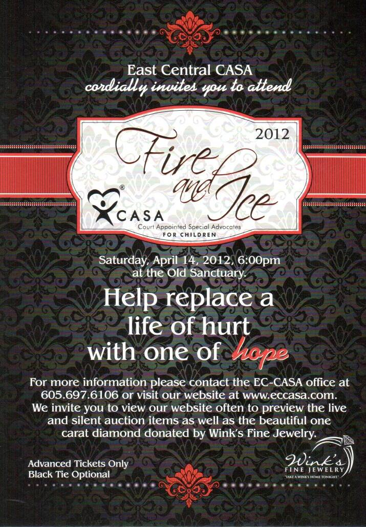 Fire and Ice Ball Invitations http://www.eastcentralcasa.blogspot.com/