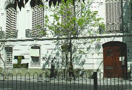 Casa Bemberg . Montevideo 1244
