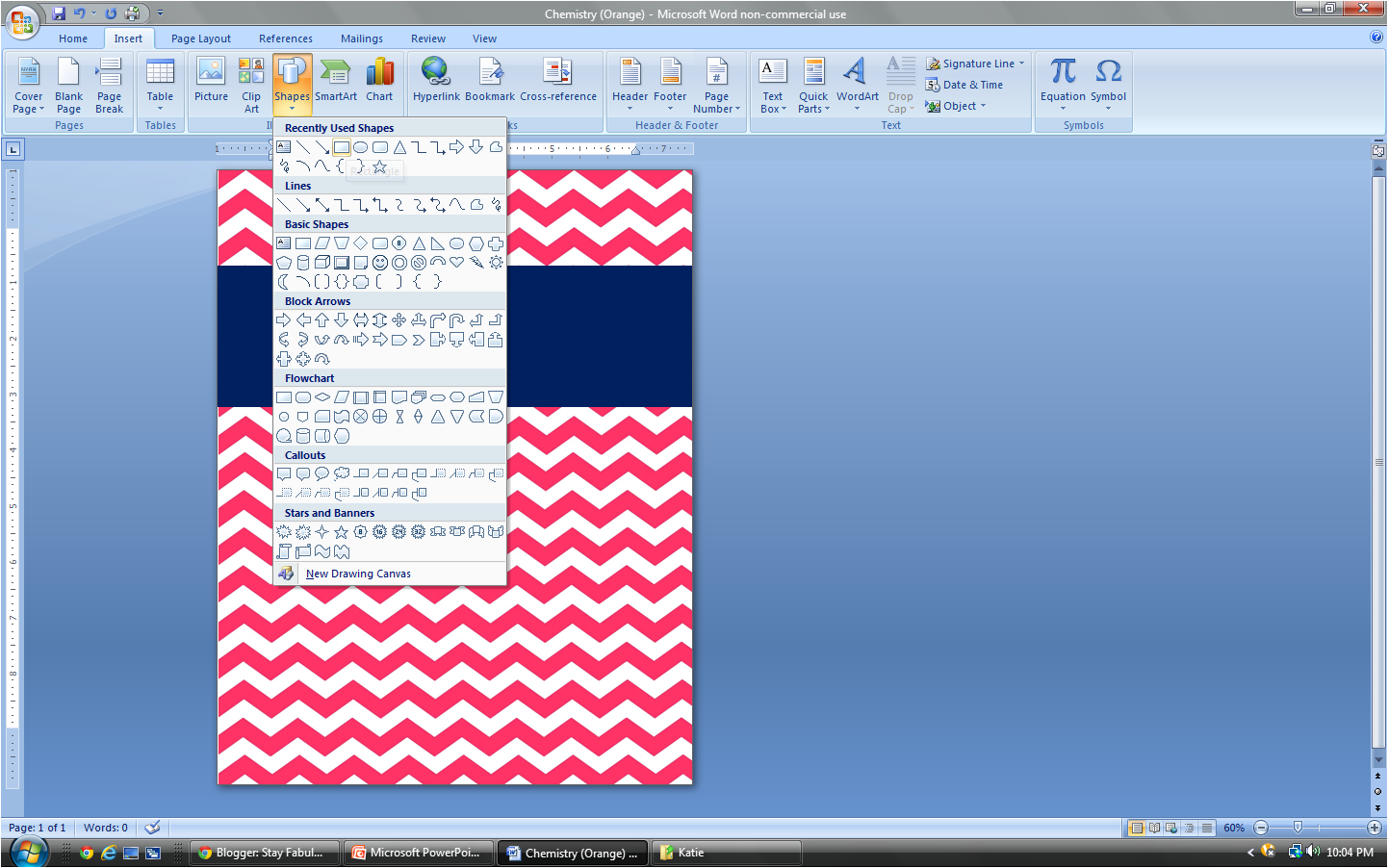 ms word border download