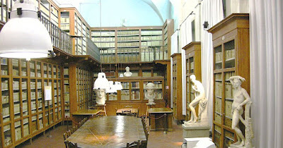 Biblioteca dell'Accademia di Belle Arti di Firenze