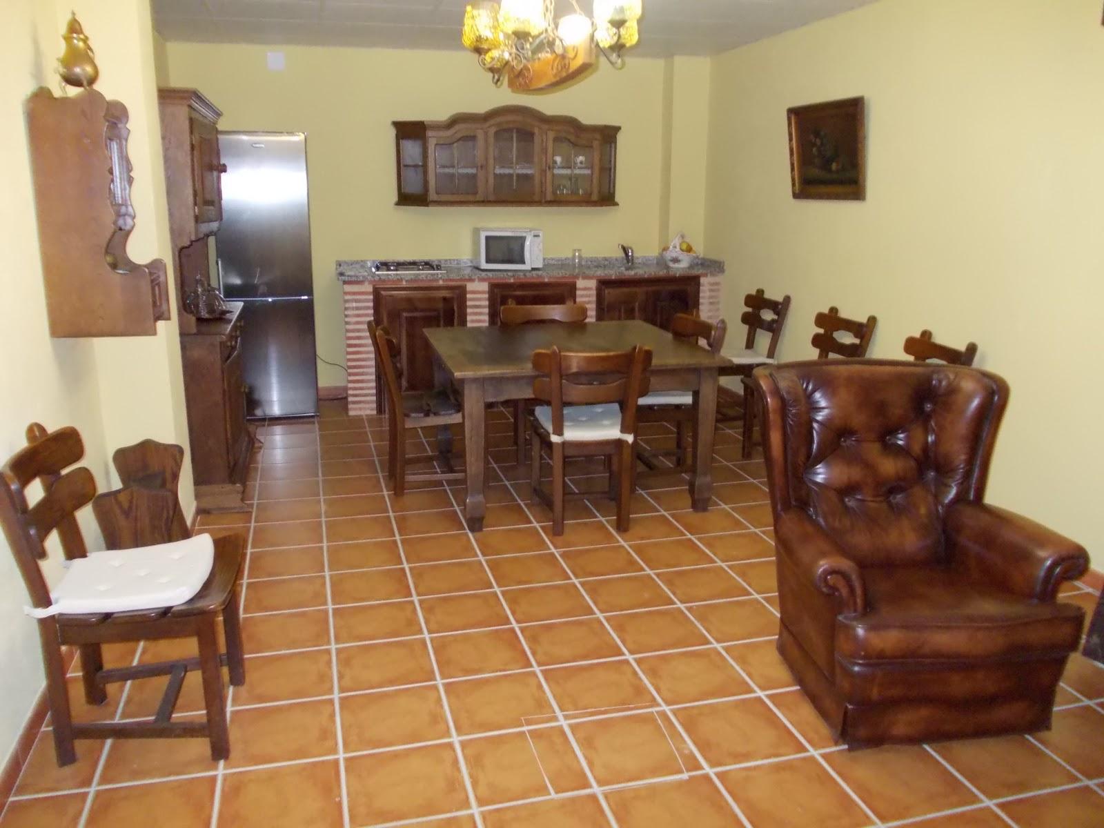 Decoraci n r stica muebles el juncal bodega particular - Decoracion bodegas rusticas ...